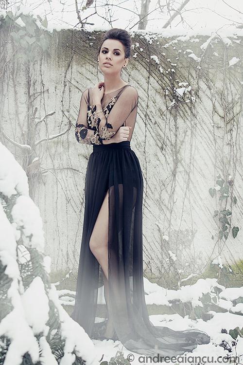 Citaten Winter Queen : Winter queen photoshoot in review andreea iancu