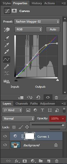 load curve preset