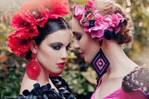 flamenca fashion by maria avila