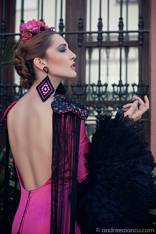 flamenca fashion by maria avila