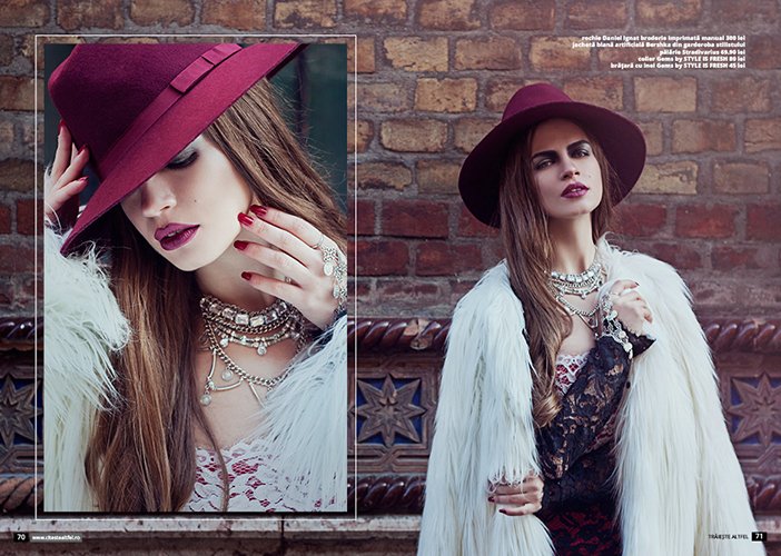 ROMINA P. FOR ALTFEL MAGAZINE